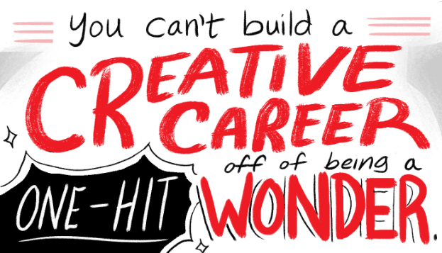 Making Something Timeless is the Best Insurance For Your  Creative Career 1